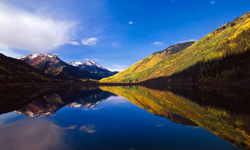 Gunnison lake