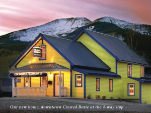 Coldwell Banker Bighorn Realty New Office