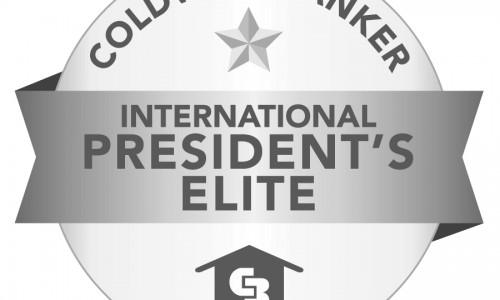 Chris Kopf Again Earns Coldwell Banker International President's Elite Award