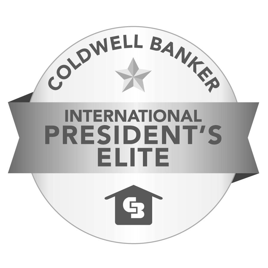 International President's Elite Award recipients