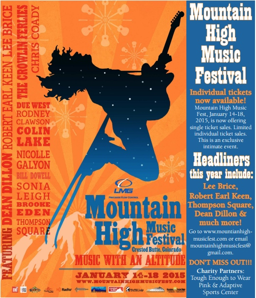 Mountain High Music Festival