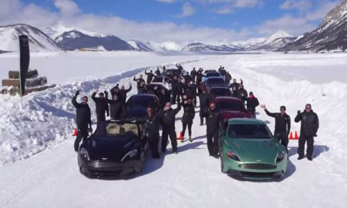 ASHTON MARTIN ON ICE - COLORADO 2016