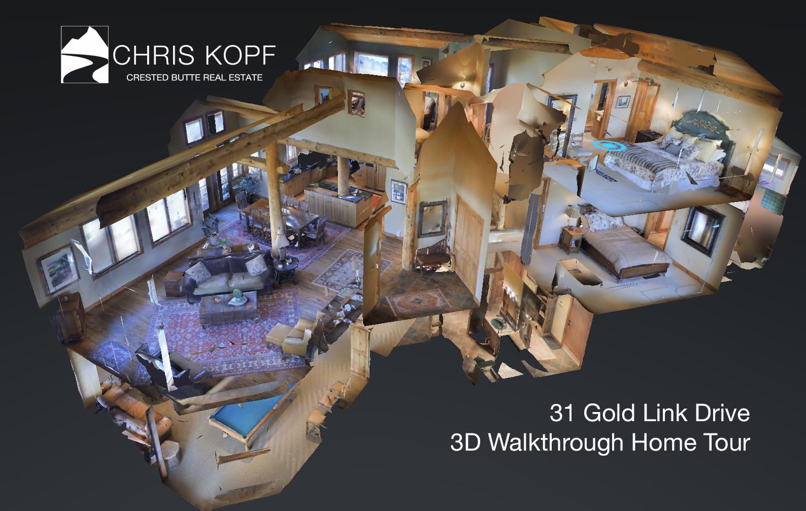 New 3d Walkthrough Home Tour 31 Gold Link Mt Crested