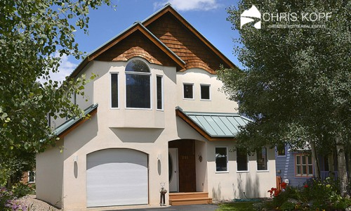 Crested Butte Home For Sale 215 Teocalli Avenue