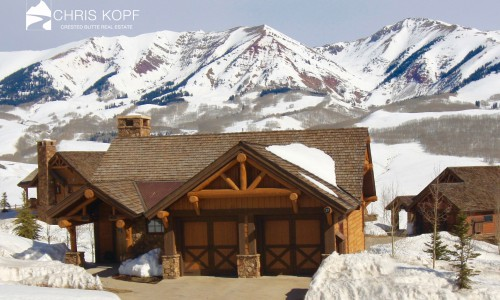 Sold: 27 Appaloosa Road Mt. Crested Butte Co