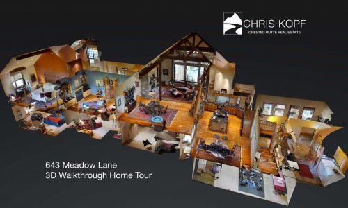3D Virtual Home Tour 643 Meadow Lane