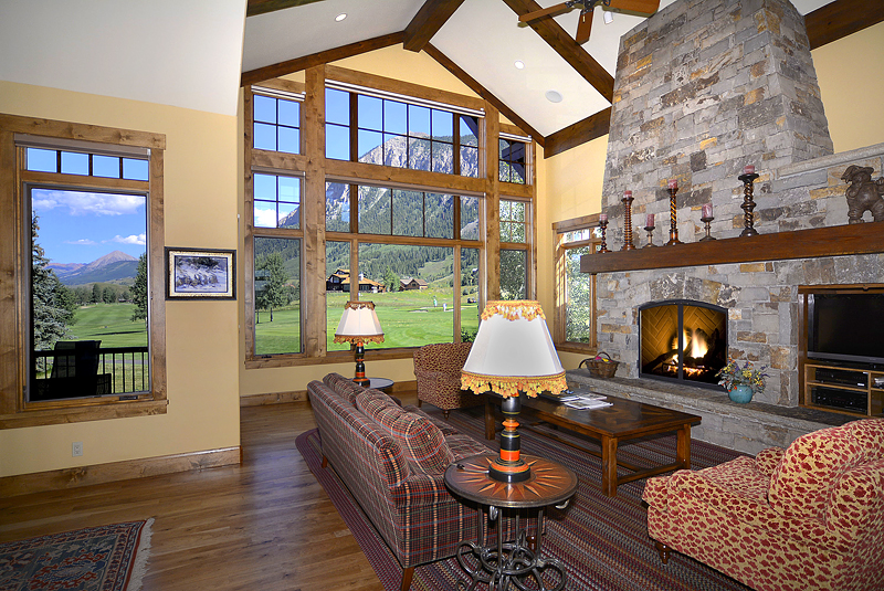 3D Virtual Tour Crested Butte Home 9 Mulligan Drive