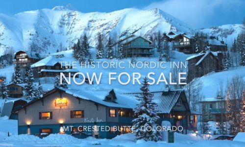 Crested Butte Nordic Inn Hotel For Sale Video Tour