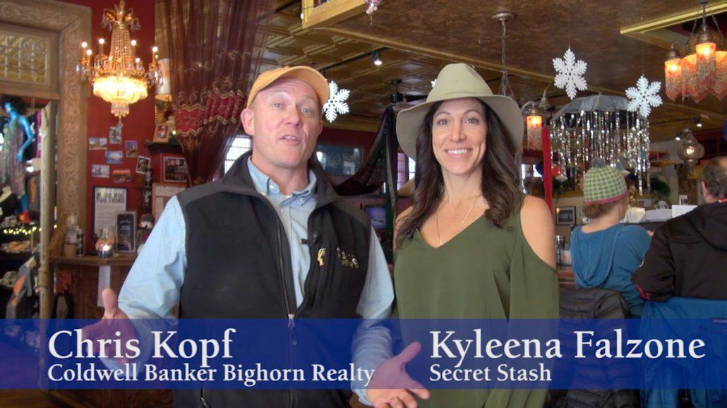Video Interview Kyleena Falzone Secret Stash Pizzeria