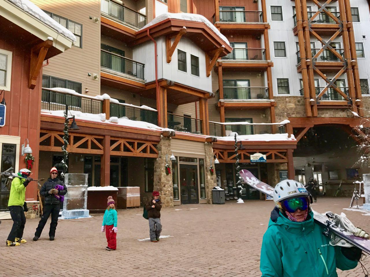 Crested Butte Ski-in Ski-out Condo For Sale