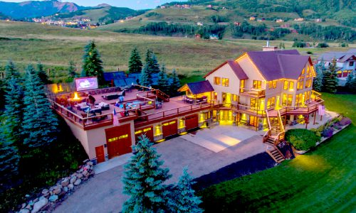 Major Price Reduction Crested Butte Home 1181 County Road 317
