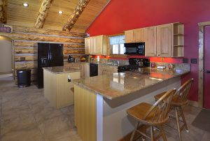 Log Home For Sale 129 Sandpiper Trail Gunnison