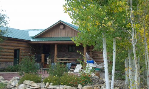 Log Home For Sale 129 Sandpiper Trail Gunnison