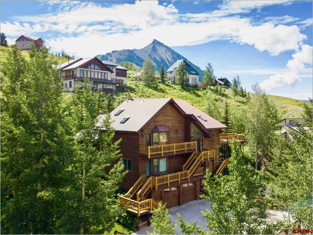 30 Whetstone Road Mt. Crested Butte