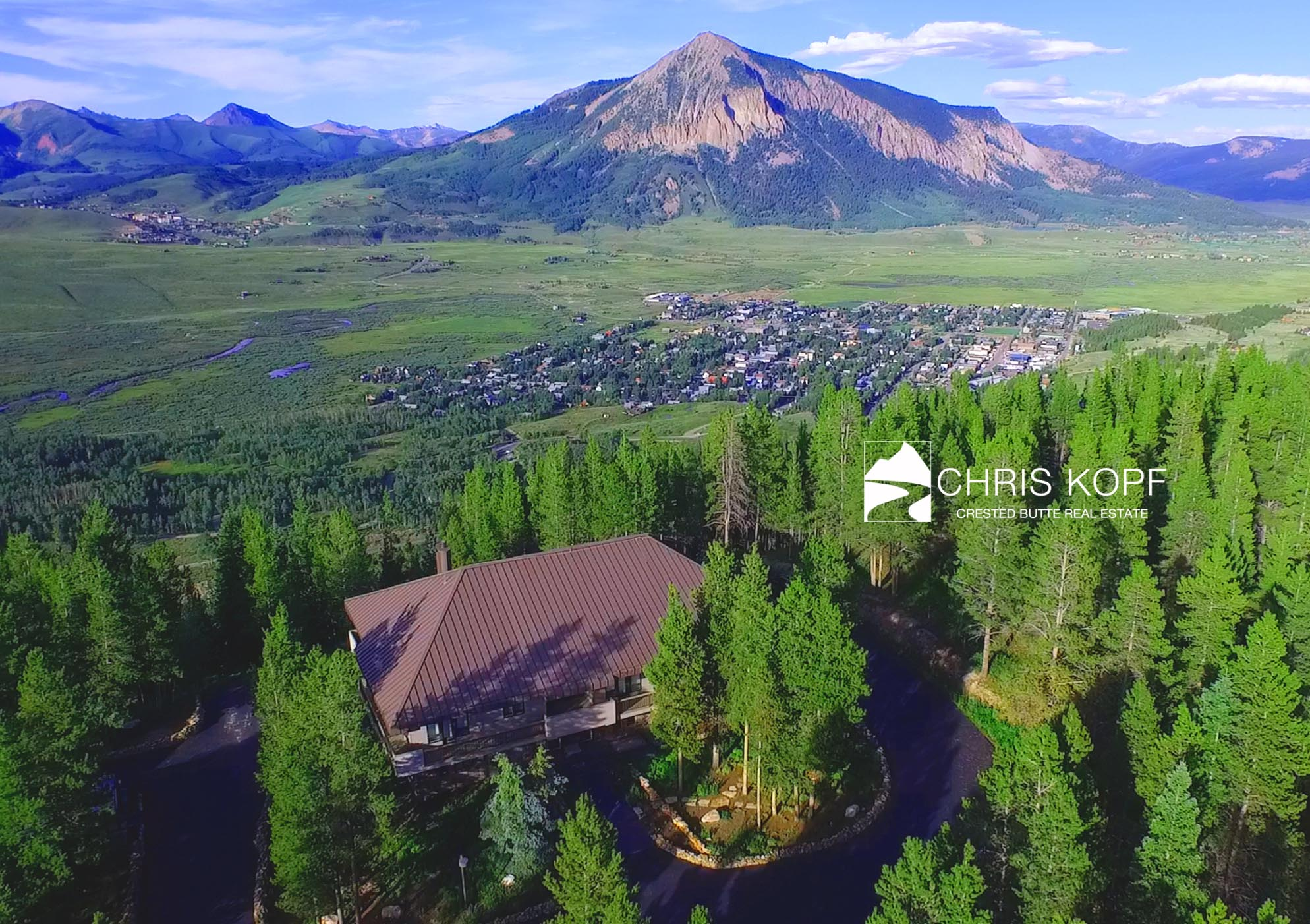 Crested Butte Home SOLD 2255 Wildcat Trail