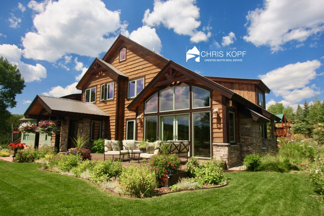 Crested Butte Home For Sale 37 Nicholson Lane