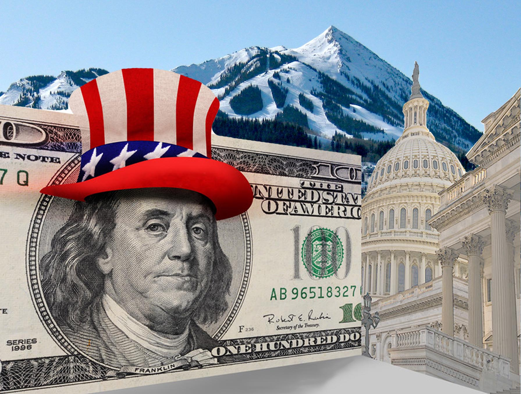 US Tax Reform Proposals Impact on Crested Butte